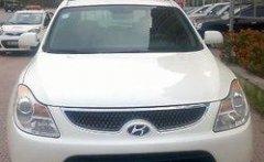 Cần bán Hyundai Veracruz năm 2008, màu trắng giá 699 triệu tại Gia Lai