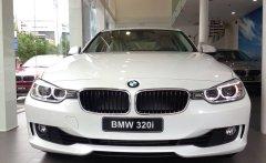 Bán BMW 3 Series 320i 2017, màu trắng, nhập khẩu nguyên chiếc giá 1 tỷ 468 tr tại Đà Nẵng