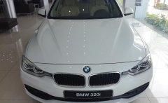 Bán BMW 3 Series 2017, màu trắng, nhập khẩu chính hãng giá 1 tỷ 468 tr tại TT - Huế