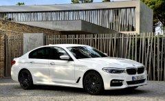 Bán BMW 5 Series 520d Luxury năm 2017, màu trắng, nhập khẩu nguyên chiếc giá 2 tỷ 572 tr tại Hà Tĩnh