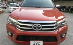 Bán ô tô Toyota Hilux 2.8 đời 2016, nhập khẩu, số tự động giá 770 triệu tại Hà Nội