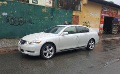 Bán xe Lexus GS 300 đời 2007, màu trắng, nhập khẩu chính hãng, như mới, 745tr giá 745 triệu tại Tp.HCM