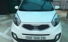 Cần bán Kia Morning đời 2011, màu trắng, nhập khẩu Hàn Quốc giá 368 triệu tại Hà Nội