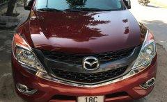 Bán Mazda BT 50 đời 2015, màu đỏ, nhập khẩu chính hãng, số tự động, giá chỉ 595 triệu giá 595 triệu tại Quảng Ninh