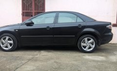Cần bán gấp Mazda 6 2004, màu đen, xe nhập, giá tốt giá 298 triệu tại Hải Phòng