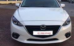Bán xe Mazda 3 đời 2016, màu trắng giá 663 triệu tại Hà Nội