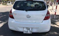 Cần bán xe Hyundai i20 AT năm 2011, màu trắng, nhập khẩu chính chủ giá 345 triệu tại Khánh Hòa