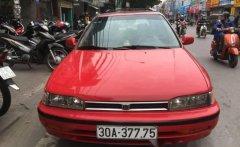 Bán Honda Accord 2.2 AT đời 1991, màu đỏ giá 138 triệu tại Hải Phòng