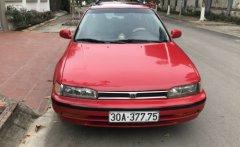 Cần bán gấp Honda Accord 2.2 AT sản xuất 1991, màu đỏ, xe nhập giá 110 triệu tại Vĩnh Phúc