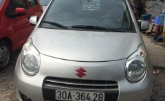 Bán Suzuki Alto năm 2009, màu bạc, nhập khẩu nguyên chiếc giá 270 triệu tại Hà Nội