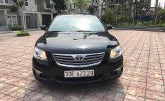 Bán Toyota Camry 2.4G màu đen sản xuất 2007, tư nhân chính chủ giá 550 triệu tại Hà Nội