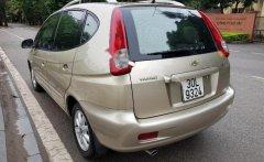 Bán Chevrolet Vivant 1.6MT đời 2008, màu vàng như mới, giá 236tr giá 236 triệu tại Hà Nội