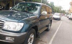Cần bán xe Toyota Land Cruiser GX đời 2002, màu xanh lam, giá tốt giá 320 triệu tại Hà Nội