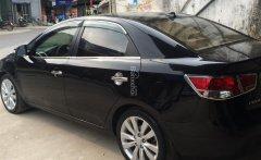Bán ô tô Kia Forte Sli năm 2009, màu đen, nhập khẩu giá 385 triệu tại Hà Nội