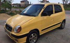 Cần bán xe Kia Visto đời 2003, màu vàng giá 125 triệu tại Hà Nội