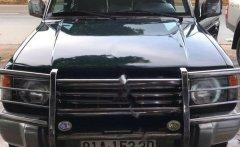 Bán Mitsubishi Pajero năm sản xuất 1992, màu xanh lam, xe nhập giá 120 triệu tại Gia Lai