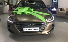 Cần bán gấp Hyundai Elantra đời 2018, màu nâu, 669 triệu giá 669 triệu tại Tp.HCM