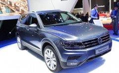 Xe Volkswagen Tiguan Allspace 2018 đủ màu giao ngay giá 1 tỷ 699 tr tại Tp.HCM