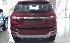 Bán xe Ford Everest đời 2018, màu đỏ, nhập khẩu nguyên chiếc giá cạnh tranh giá 850 triệu tại Tp.HCM
