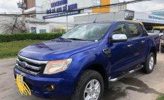Cần bán Ford Ranger 2012, màu xanh lam, nhập khẩu nguyên chiếc, 495 triệu giá 495 triệu tại Tp.HCM