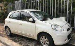 Cần bán lại xe cũ Nissan Micra đời 2011, màu trắng giá 368 triệu tại Hà Nội
