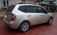 Gia đình cần bán Kia Carens đời 2011, bản đủ, máy 2.0,cửa nóc, màu vàng cát giá 295 triệu tại Hà Nội