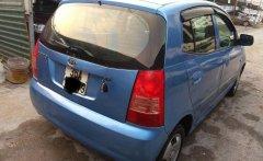 Cần bán Kia Morning LX đời 2008, màu xanh lam, nhập khẩu nguyên chiếc giá 138 triệu tại Thanh Hóa