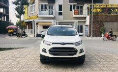 Ford Ecosport Titanium 2017 màu trắng đẹp như mới giá 555 triệu tại Hà Nội