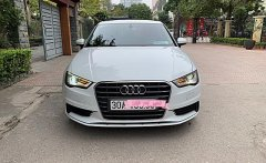Bán Audi A3 động cơ 1.8, màu trắng sản xuất 2013, đăng ký 2014 nhập khẩu nguyên chiếc Hungary giá 950 triệu tại Hà Nội