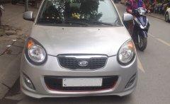 Bán xe Kia Morning Sport SX thể thao đời 2011, màu bạc, giá chỉ 198 triệu giá 198 triệu tại Điện Biên