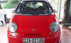Bán Daewoo Matiz SE sản xuất năm 2002, màu đỏ, giá tốt giá 95 triệu tại Hà Giang