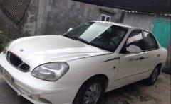 Cần bán xe Daewoo Nubira 1.6 đời 2002, màu trắng giá cạnh tranh giá 67 triệu tại Nam Định