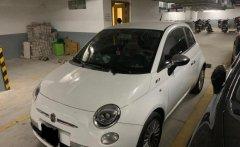 Bán Fiat 500 sản xuất 2009, màu trắng, nhập khẩu  giá 450 triệu tại Tp.HCM