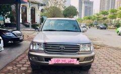Bán Land Cruiser GX 4.5L đăng ký 2002, ĐK T12/2002 giá 350 triệu tại Hà Nội
