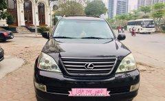 Bán Lexus GX470 nhập khẩu Nhật Bản, màu đen nội thất kem, model 2008, siêu chất, tên tư nhân chính chủ giá 1 tỷ 350 tr tại Hà Nội