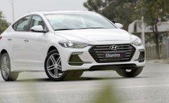 Bán Hyundai Elantra Sport 1.6 Tubor 2018 chính hãng, mới 100%, 713 triệu, LH: 0961023201 giá 713 triệu tại TT - Huế
