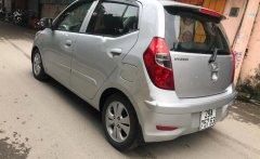 Cần bán gấp Hyundai i10 1.2MT sản xuất 2014, màu bạc, nhập khẩu   giá 229 triệu tại Hà Nội