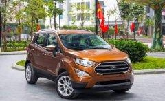 Bán Ford EcoSport năm sản xuất 2019 giá cạnh tranh giá 545 triệu tại Tp.HCM