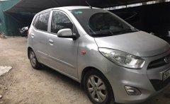 Bán xe Hyundai i10 năm 2013, màu bạc, nhập khẩu   giá 190 triệu tại Hà Nội