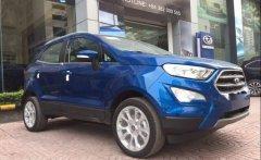 Bán xe Ford EcoSport 1.5L AT Titanium 2019, màu xanh lam giá 630 triệu tại Hà Nội