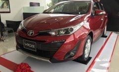 Mua Vios đến Toyota Hà Đông nhận ưu đãi khủng tháng 4 giá 606 triệu tại Hà Nội