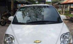 Bán Chevrolet Spark sản xuất 2009, màu trắng, nhập khẩu, chính chủ giá 130 triệu tại Trà Vinh