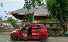 Cần bán xe Hyundai Grand i10 sản xuất 2011, màu đỏ, nhập khẩu nguyên chiếc giá 195 triệu tại Điện Biên