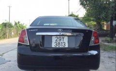 Bán Daewoo Lacetti đời 2005, màu đen xe gia đình giá 122 triệu tại Ninh Bình