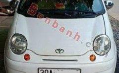 Cần bán gấp Daewoo Matiz SE 0.8 MT 2007, màu trắng xe gia đình  giá 68 triệu tại Hà Giang