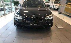 Bán BMW 1 Series 118i 2018, màu đen, giá tốt bất ngờ giá 1 tỷ 439 tr tại Tp.HCM