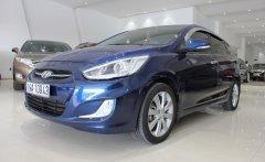 Bán xe Hyundai Acent Blue sản xuất năm 2015, màu xanh lam, nhập khẩu, giá chỉ 445 triệu giá 445 triệu tại Tp.HCM