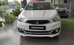 Bán Mitsubishi Mirage sản xuất năm 2019, màu trắng, nhập khẩu giá 350 triệu tại Điện Biên