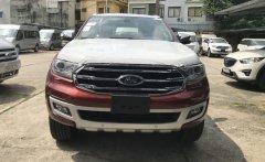 Cần bán xe Ford Everest Bi Turbo 4x4 AT sản xuất 2019, màu đỏ, nhập khẩu giá 1 tỷ 340 tr tại Bắc Giang