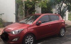 Bán Hyundai i20 sản xuất 2013, màu đỏ, nhập khẩu giá 360 triệu tại Khánh Hòa